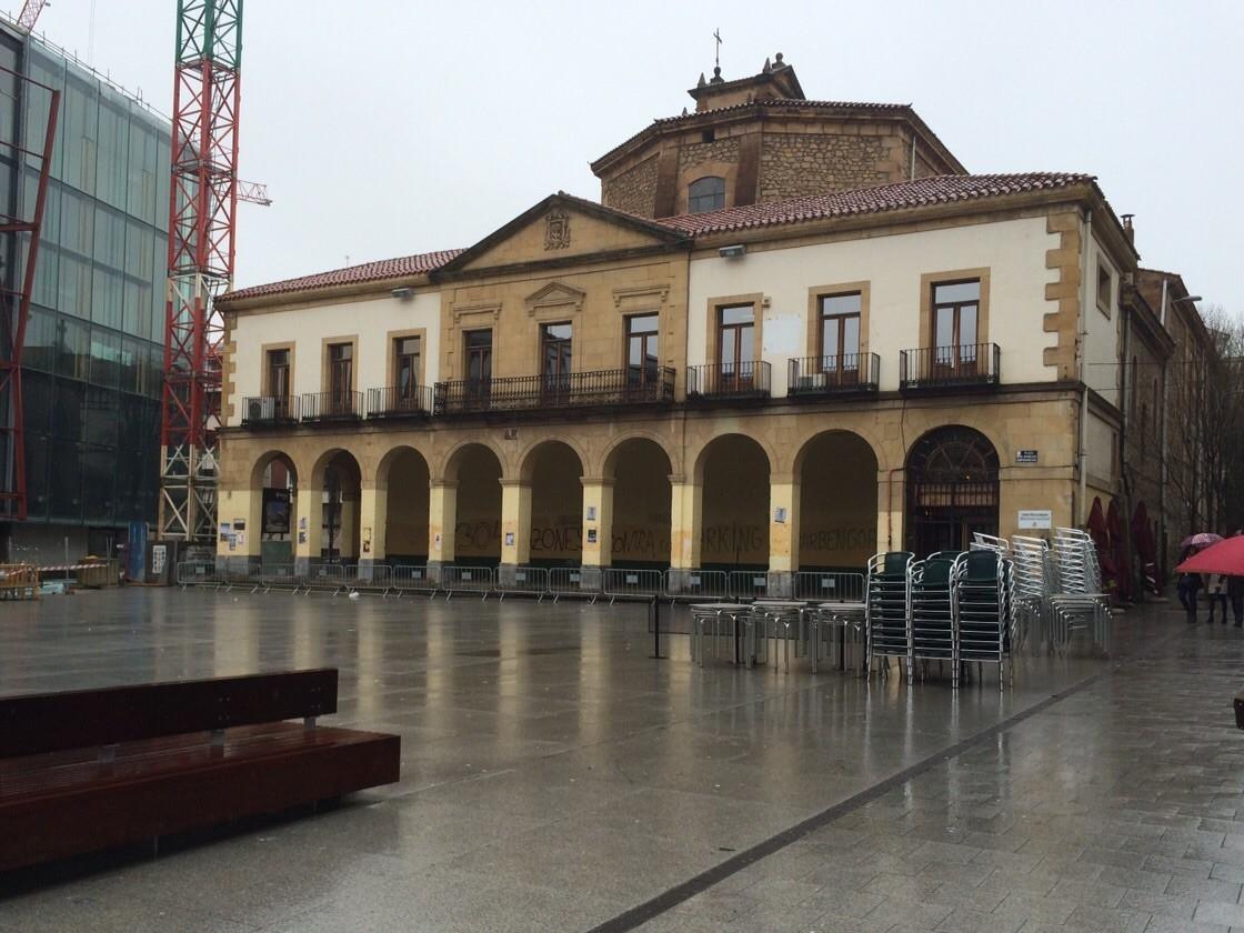 Biblioteca de San Nicolás. Getxo
